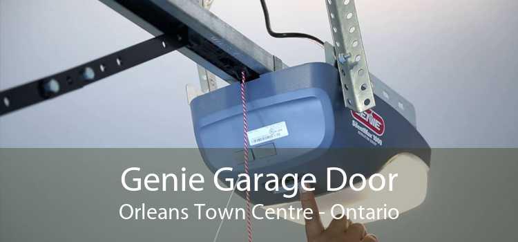 Genie Garage Door Orleans Town Centre - Ontario