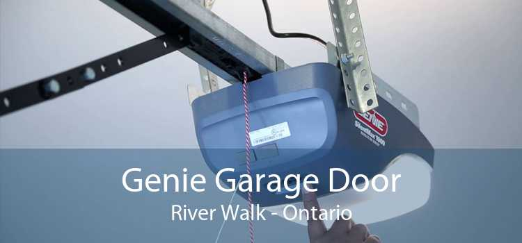 Genie Garage Door River Walk - Ontario