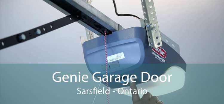 Genie Garage Door Sarsfield - Ontario