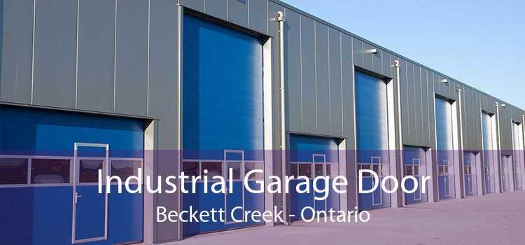 Industrial Garage Door Beckett Creek - Ontario