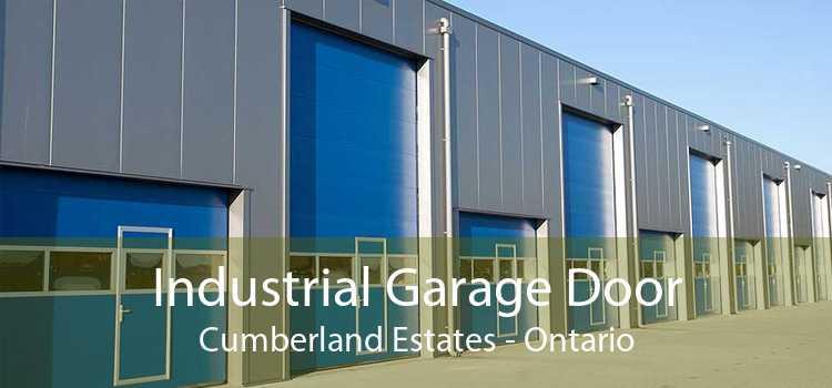 Industrial Garage Door Cumberland Estates - Ontario