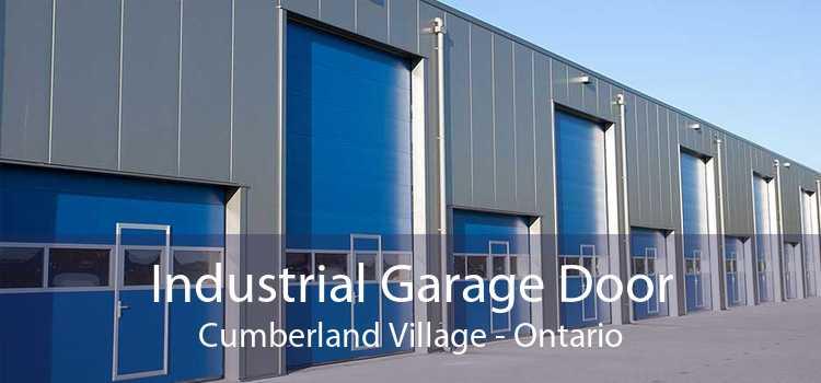 Industrial Garage Door Cumberland Village - Ontario