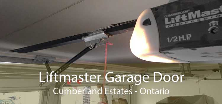 Liftmaster Garage Door Cumberland Estates - Ontario