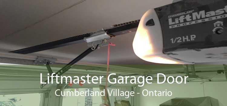 Liftmaster Garage Door Cumberland Village - Ontario