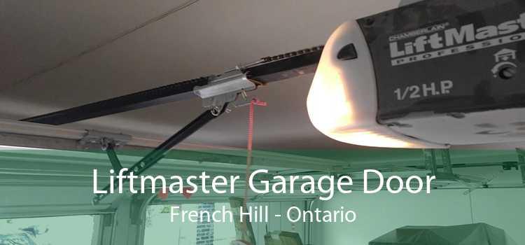Liftmaster Garage Door French Hill - Ontario