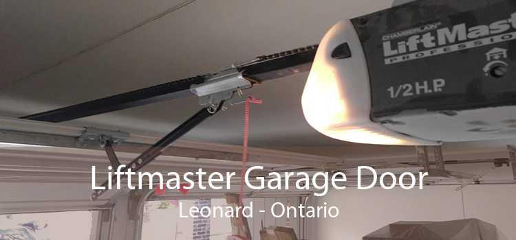 Liftmaster Garage Door Leonard - Ontario