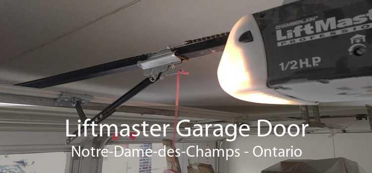 Liftmaster Garage Door Notre-Dame-des-Champs - Ontario