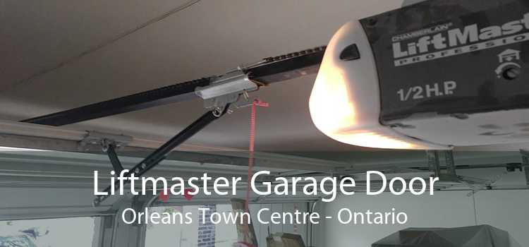 Liftmaster Garage Door Orleans Town Centre - Ontario