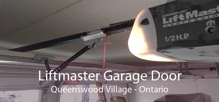 Liftmaster Garage Door Queenswood Village - Ontario