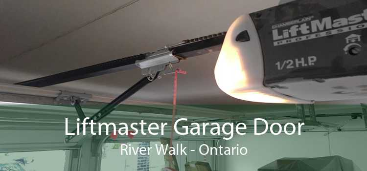 Liftmaster Garage Door River Walk - Ontario