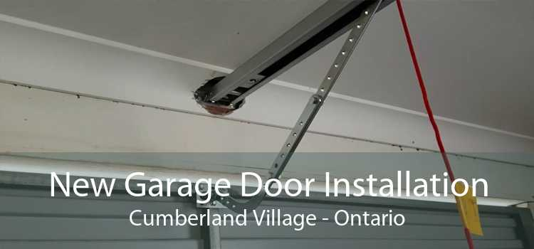 New Garage Door Installation Cumberland Village - Ontario