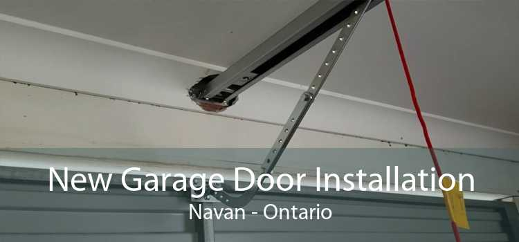 New Garage Door Installation Navan - Ontario