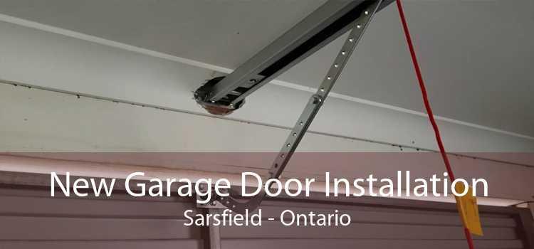 New Garage Door Installation Sarsfield - Ontario