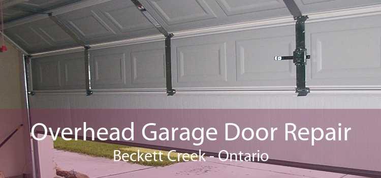Overhead Garage Door Repair Beckett Creek - Ontario