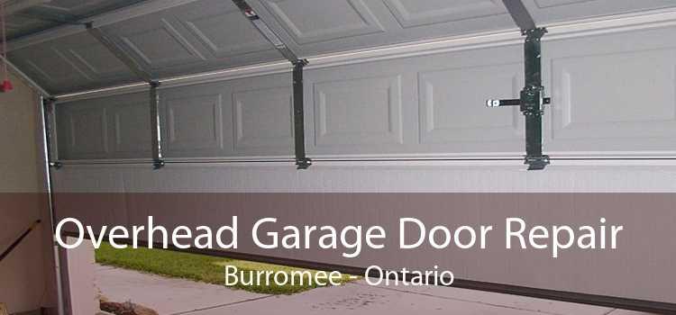 Overhead Garage Door Repair Burromee - Ontario