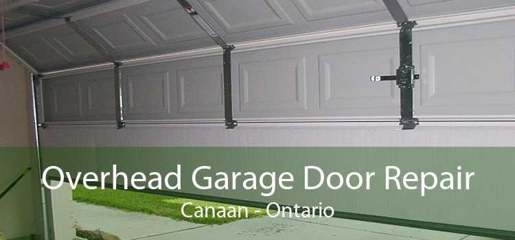 Overhead Garage Door Repair Canaan - Ontario