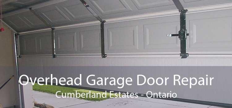Overhead Garage Door Repair Cumberland Estates - Ontario