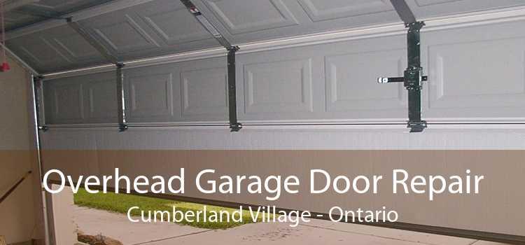 Overhead Garage Door Repair Cumberland Village - Ontario