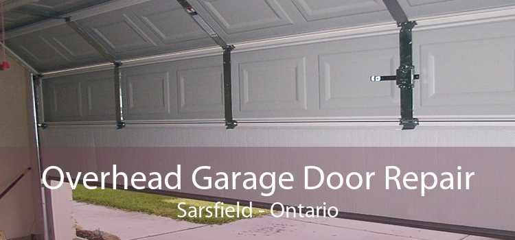 Overhead Garage Door Repair Sarsfield - Ontario