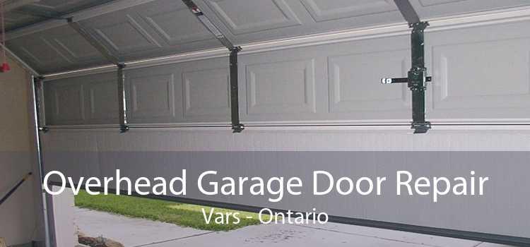 Overhead Garage Door Repair Vars - Ontario