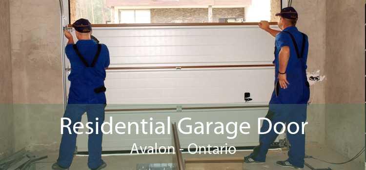 Residential Garage Door Avalon - Ontario
