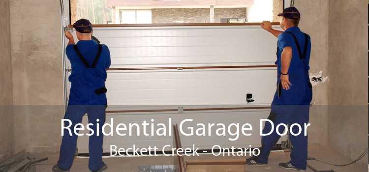 Residential Garage Door Beckett Creek - Ontario