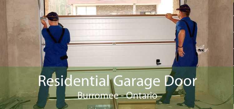 Residential Garage Door Burromee - Ontario