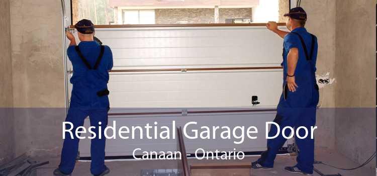Residential Garage Door Canaan - Ontario