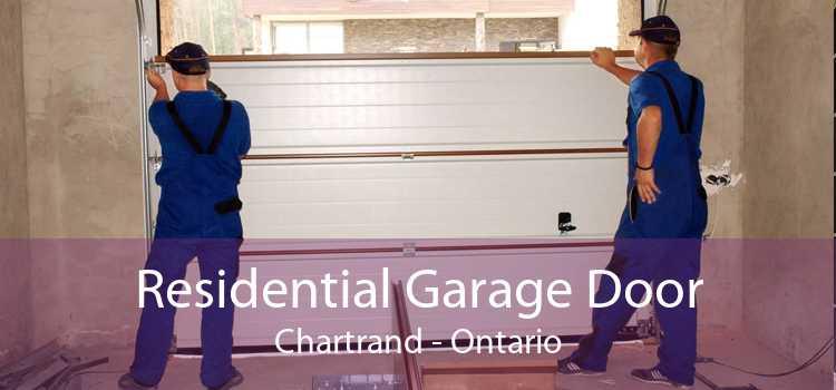 Residential Garage Door Chartrand - Ontario
