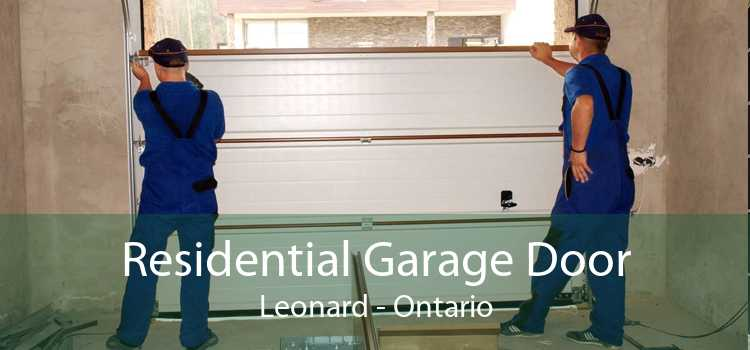 Residential Garage Door Leonard - Ontario