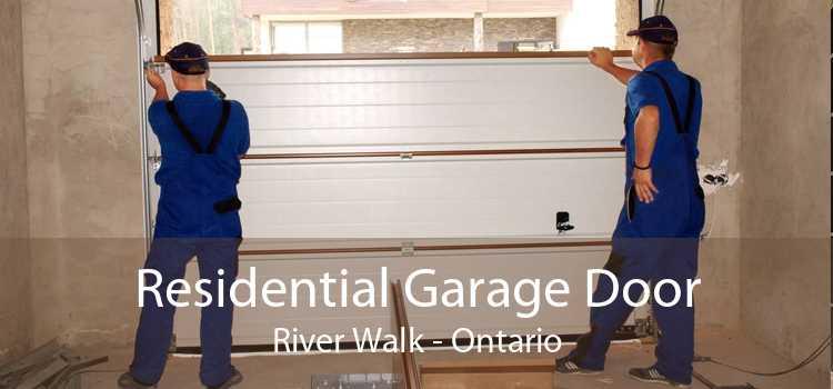Residential Garage Door River Walk - Ontario
