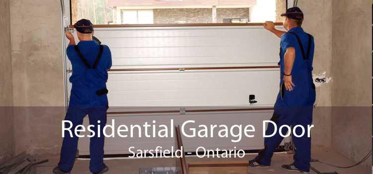 Residential Garage Door Sarsfield - Ontario