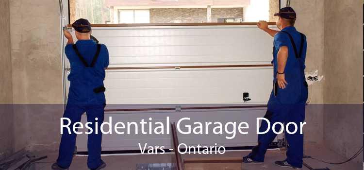 Residential Garage Door Vars - Ontario