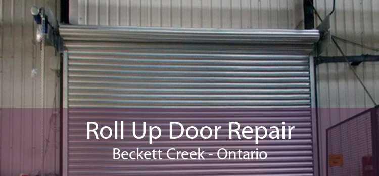 Roll Up Door Repair Beckett Creek - Ontario