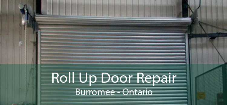 Roll Up Door Repair Burromee - Ontario