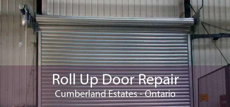 Roll Up Door Repair Cumberland Estates - Ontario
