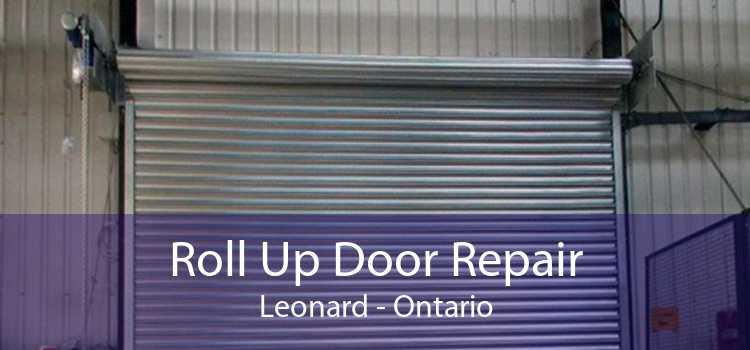 Roll Up Door Repair Leonard - Ontario
