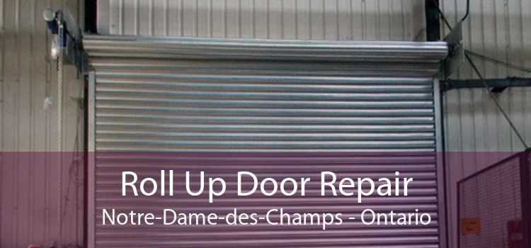 Roll Up Door Repair Notre-Dame-des-Champs - Ontario