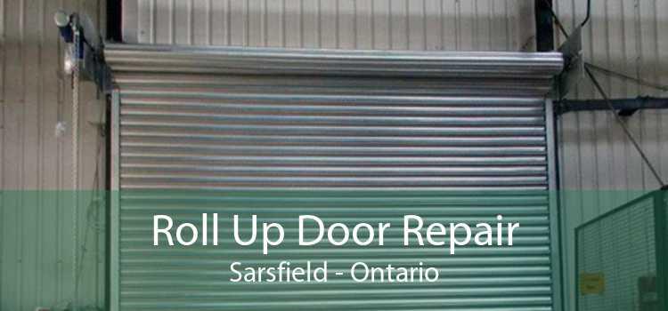 Roll Up Door Repair Sarsfield - Ontario