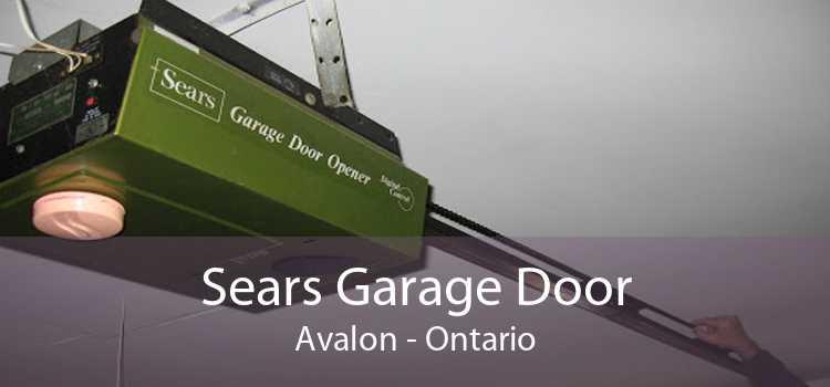 Sears Garage Door Avalon - Ontario