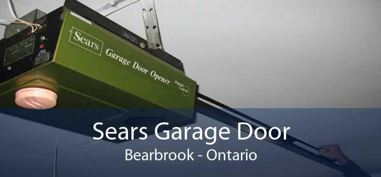 Sears Garage Door Bearbrook - Ontario