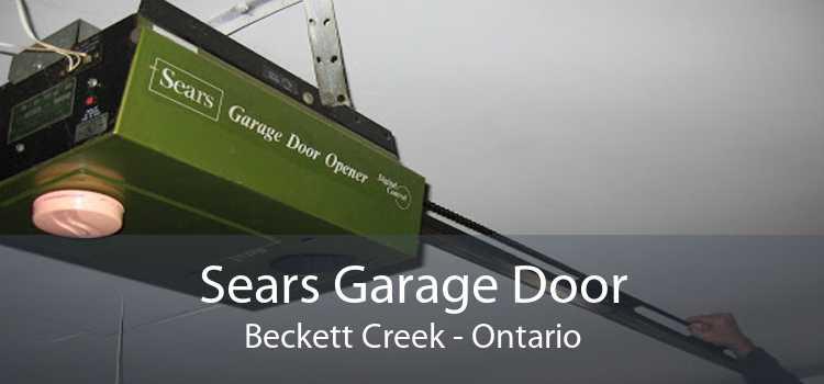 Sears Garage Door Beckett Creek - Ontario