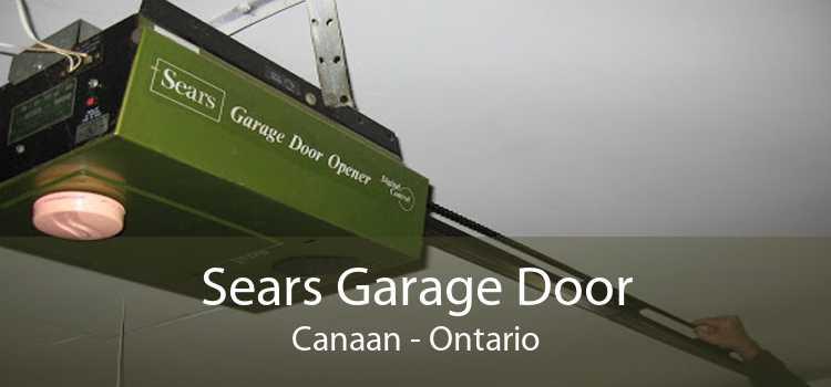 Sears Garage Door Canaan - Ontario