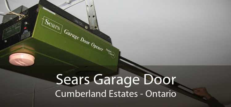Sears Garage Door Cumberland Estates - Ontario