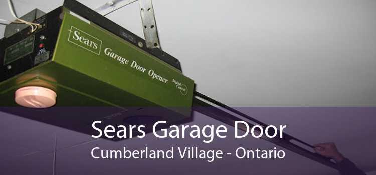 Sears Garage Door Cumberland Village - Ontario