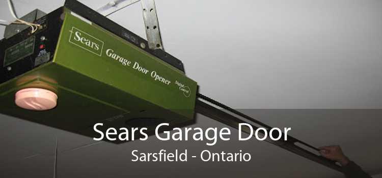 Sears Garage Door Sarsfield - Ontario
