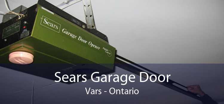 Sears Garage Door Vars - Ontario