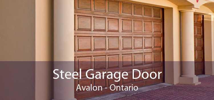 Steel Garage Door Avalon - Ontario