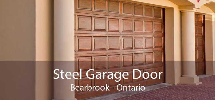Steel Garage Door Bearbrook - Ontario