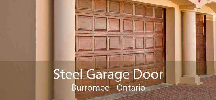 Steel Garage Door Burromee - Ontario